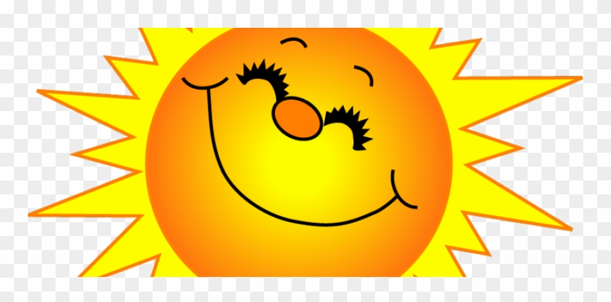 Clipart lake sunny. Summer heat wave weather