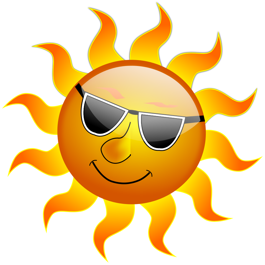 Lake clipart sunny. Have a great summer