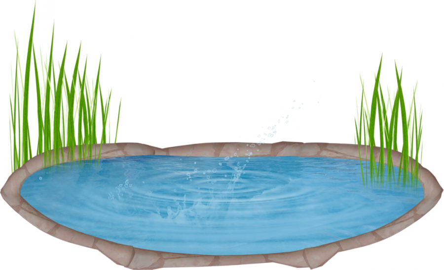 Drawing of family water. Lake clipart transparent