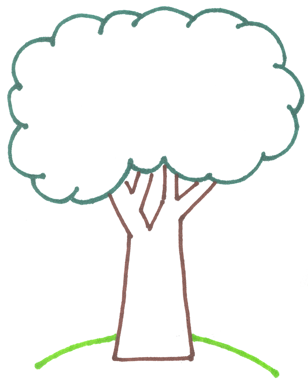 Lake clipart trees. A perfect world clip