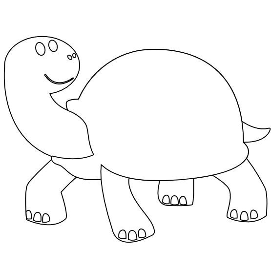 Free clip art animals. Yak clipart coloring book