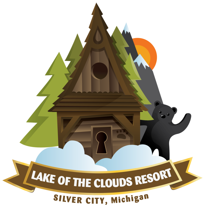 Of the clouds silver. Lake clipart vacation lake