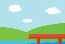 Search results for clip. Lake clipart view