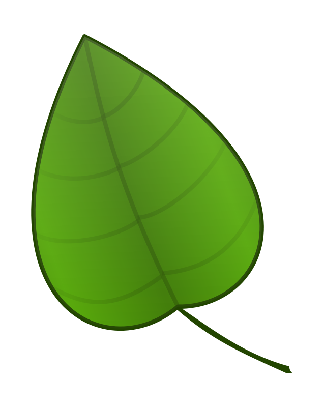 Leaf clip art free. Leaves clipart