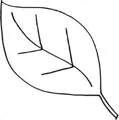 Printable clip art for. Clipart leaf