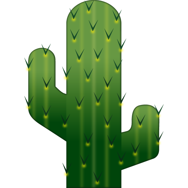 Download emoji icon island. Clipart leaf cactus