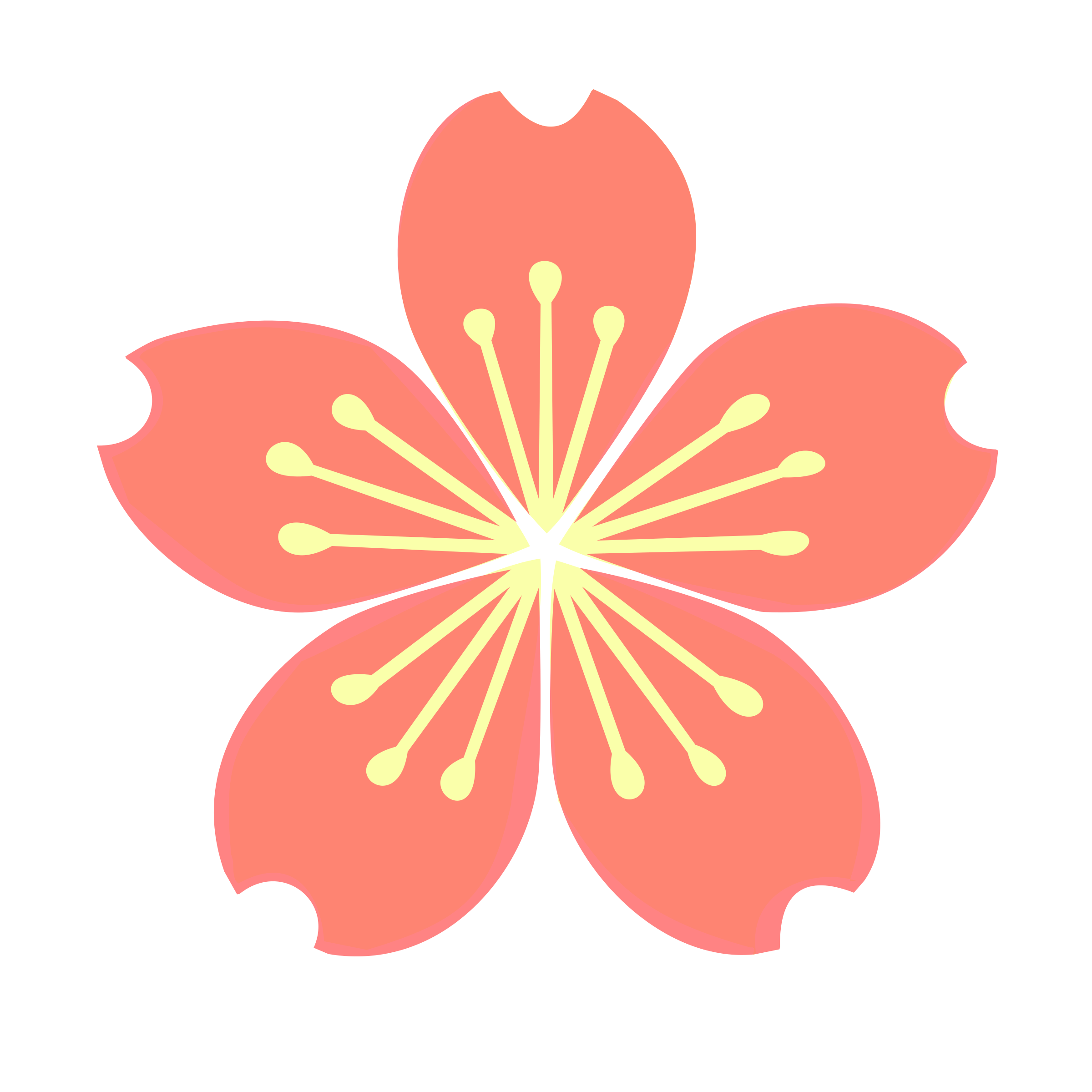 Hibiscus clipart animated. Cherry blossom loading spinner