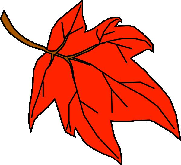 Nut clipart leave. Orange leaf clip art