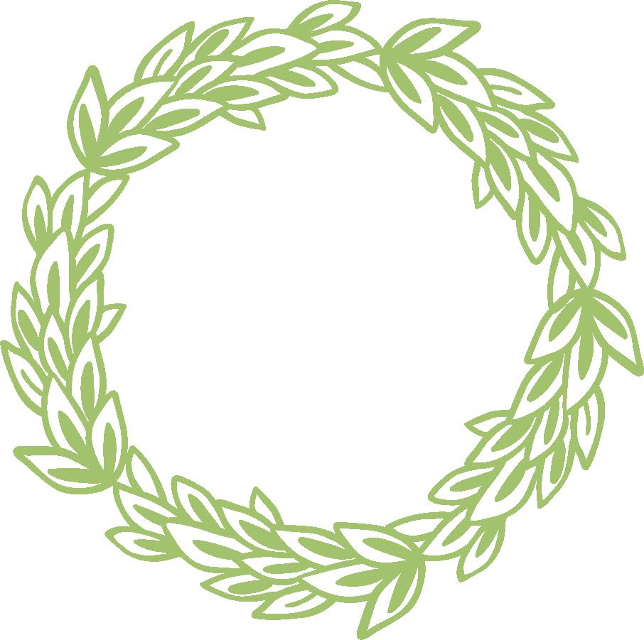 Garland designer clip art. Grape clipart wreath