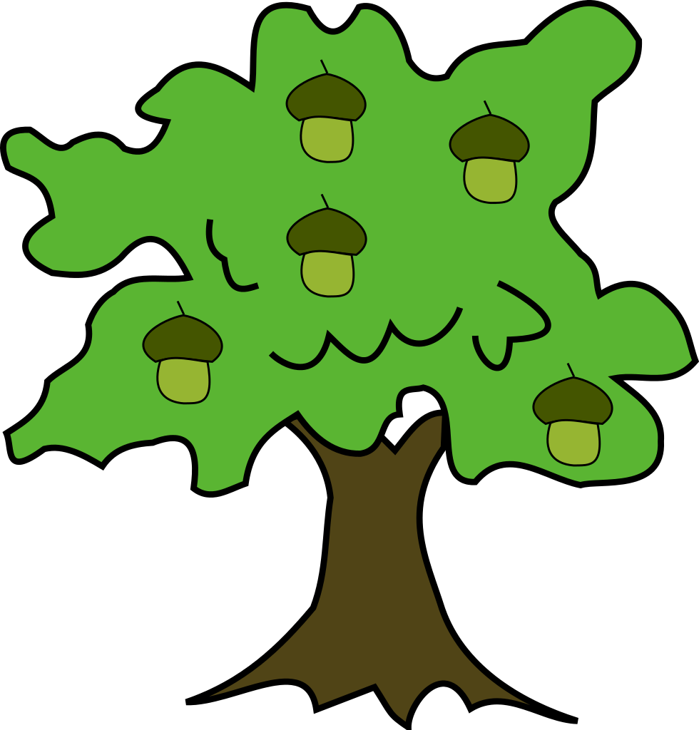 File meuble h raldique. Leaf clipart hickory