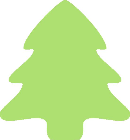 Christmas tree icon clip. Leaf clipart plain