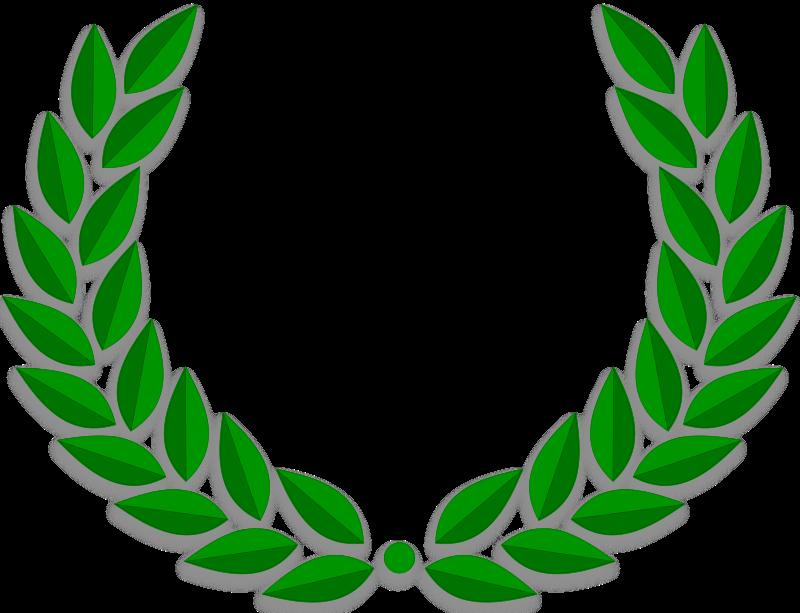 Apollo laurel last edited. Leaf clipart shadow