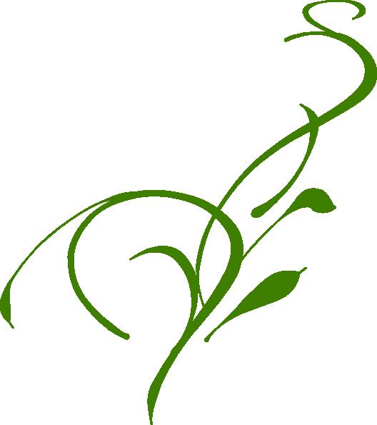 Swirl leaf