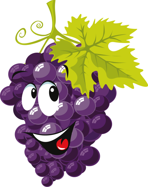Milkshake clipart animated. Grape free to use