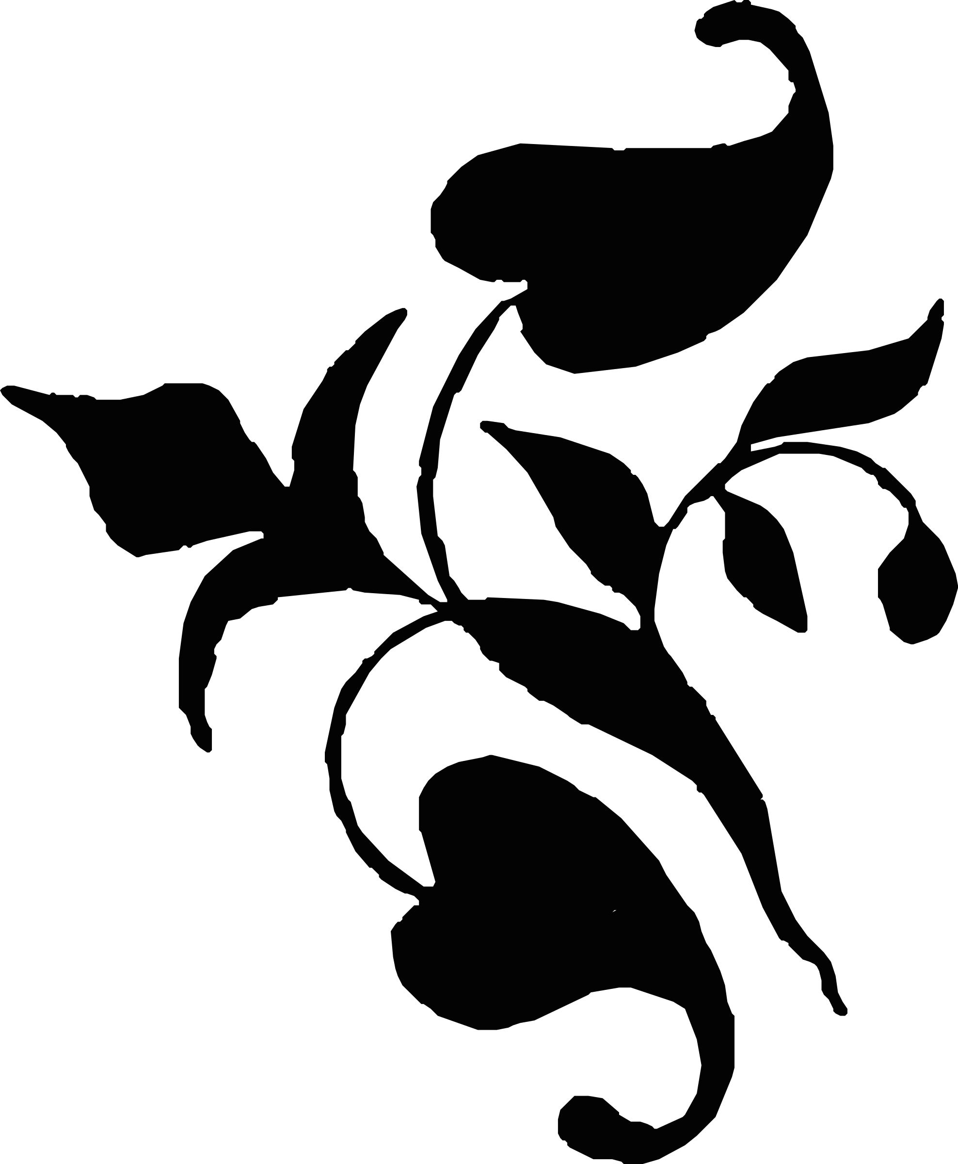 Vines clipart flowering vine. Ornamental leaves big image