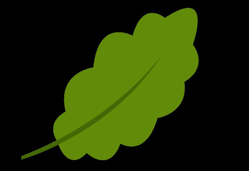 Oak leaf raster . Mountains clipart bitmap