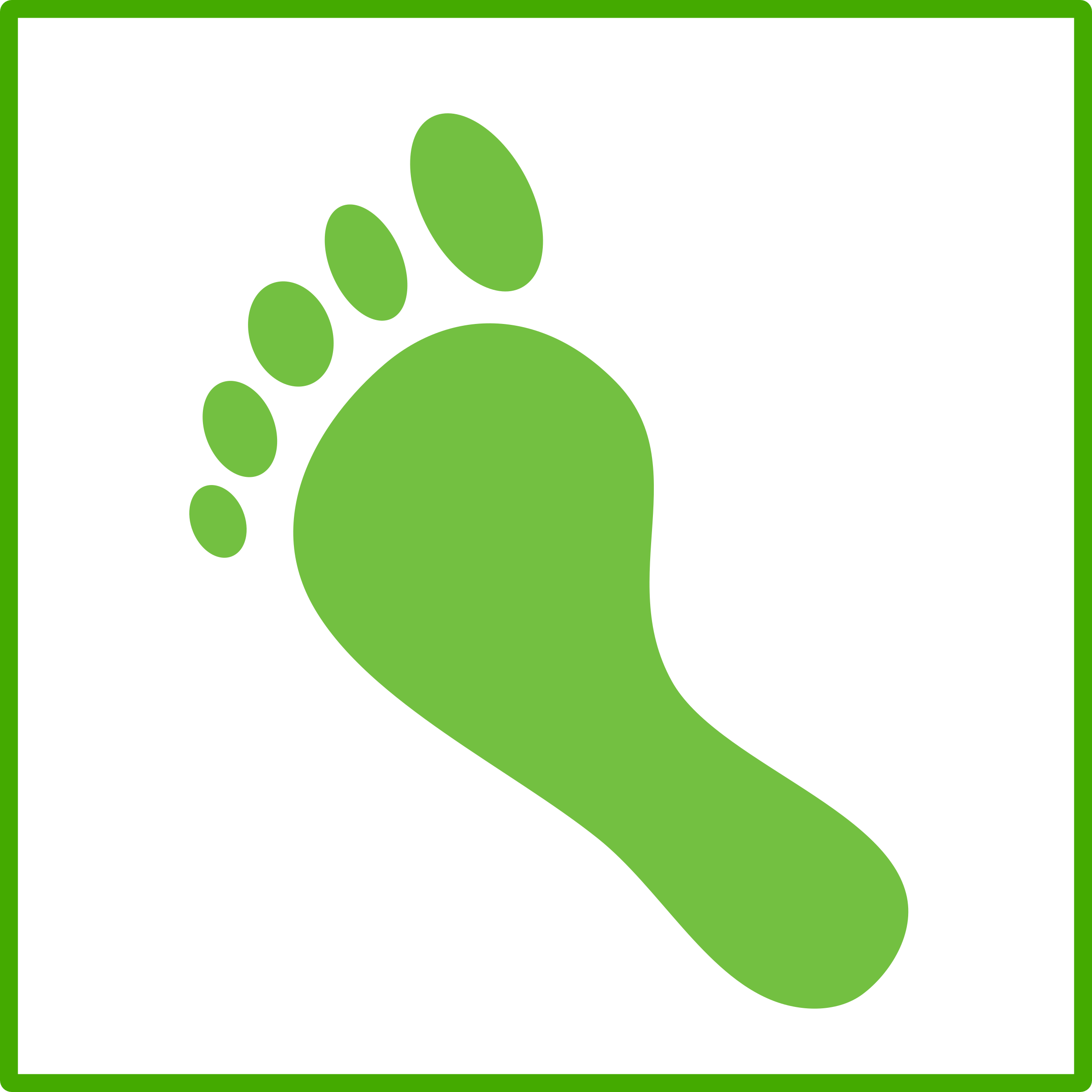 Footprint clipart travel. Eco green carbon icon