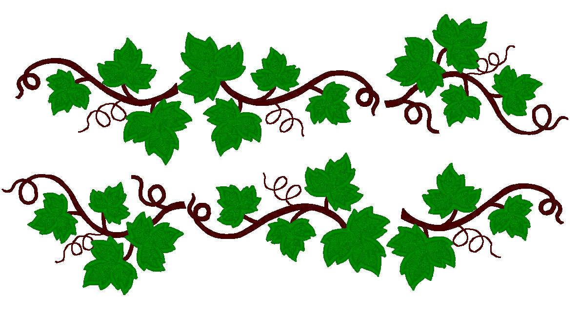 Grapes clipart leaves. Free grape leaf cliparts
