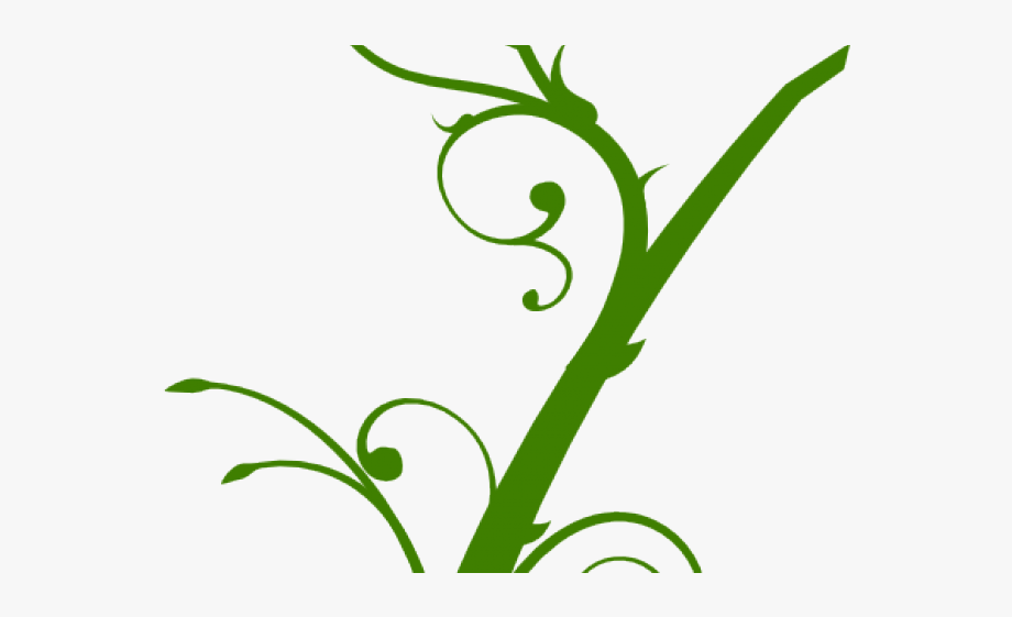 Clipart leaves jack and the beanstalk. Green tree branch