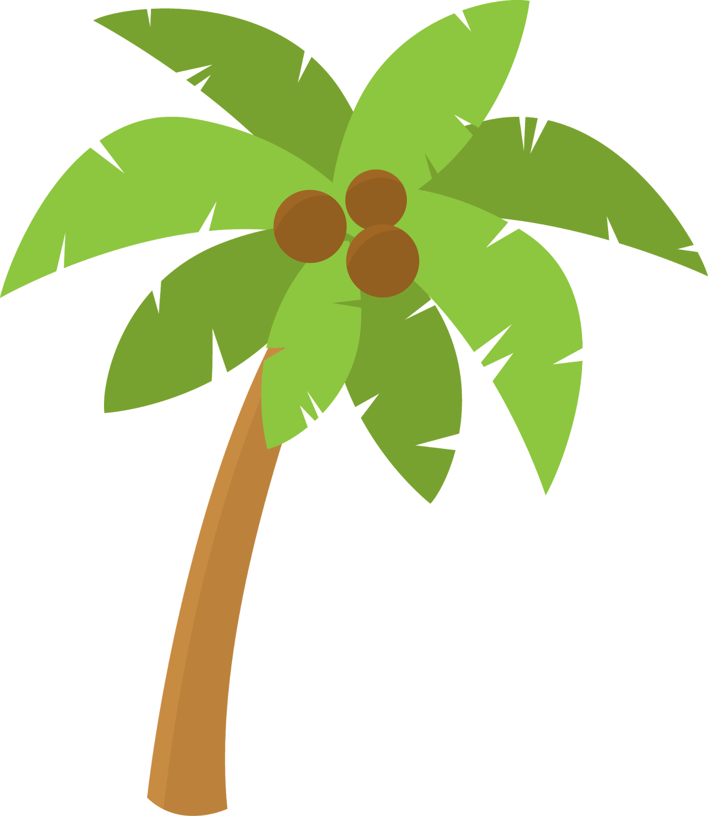 Luau kids png dibujos. Hawaiian clipart palm tree