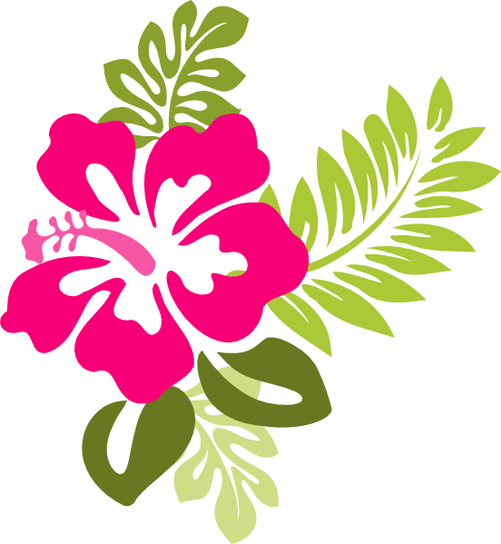 Download this image as. Hawaii clipart leaf