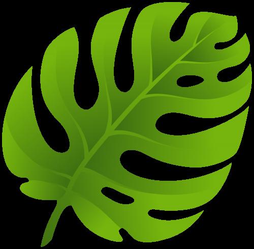 Hawaii clipart leaf. Hawaiian leaves clip art