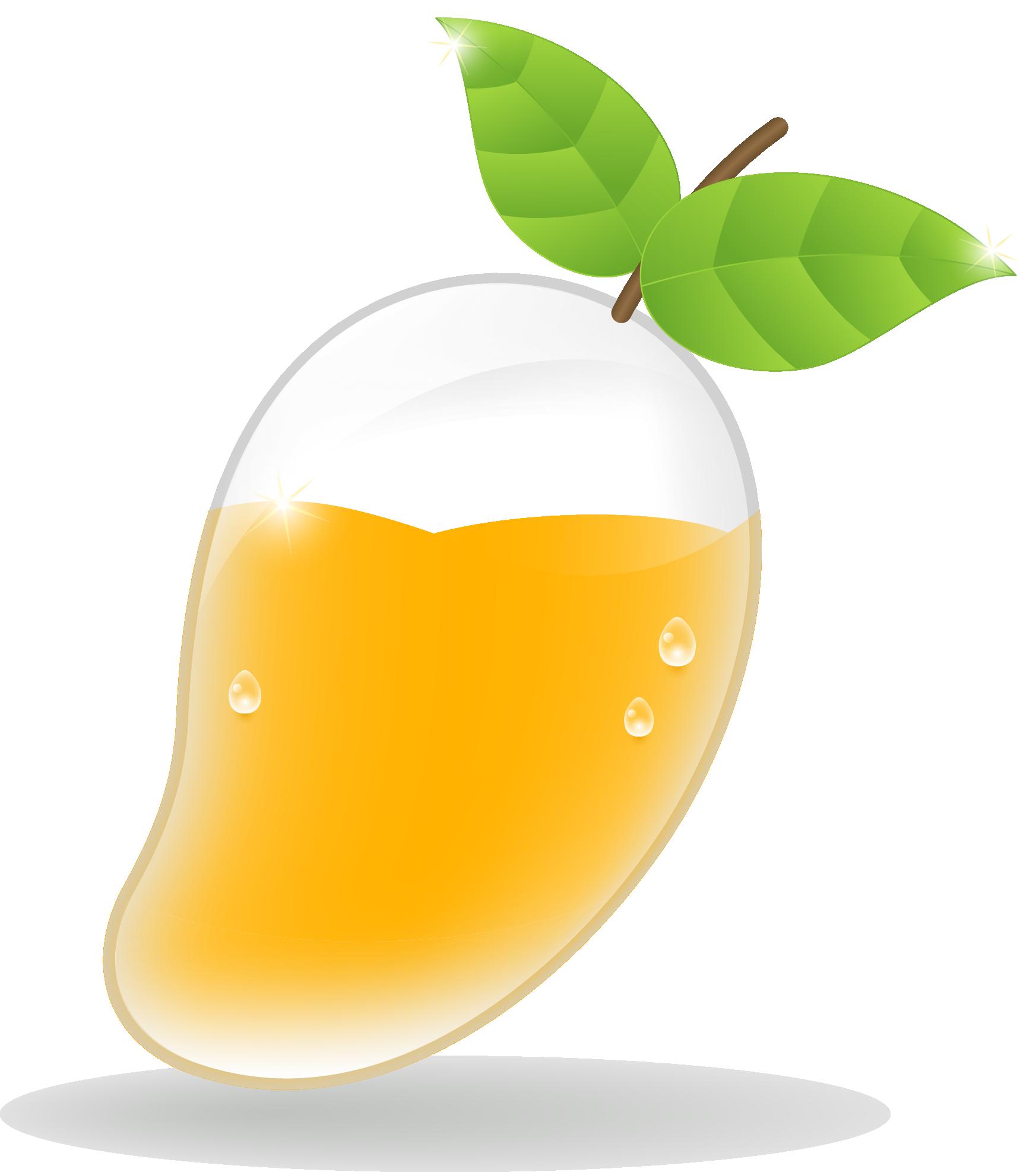 Mango clipart fruts. Orange juice fruit drink
