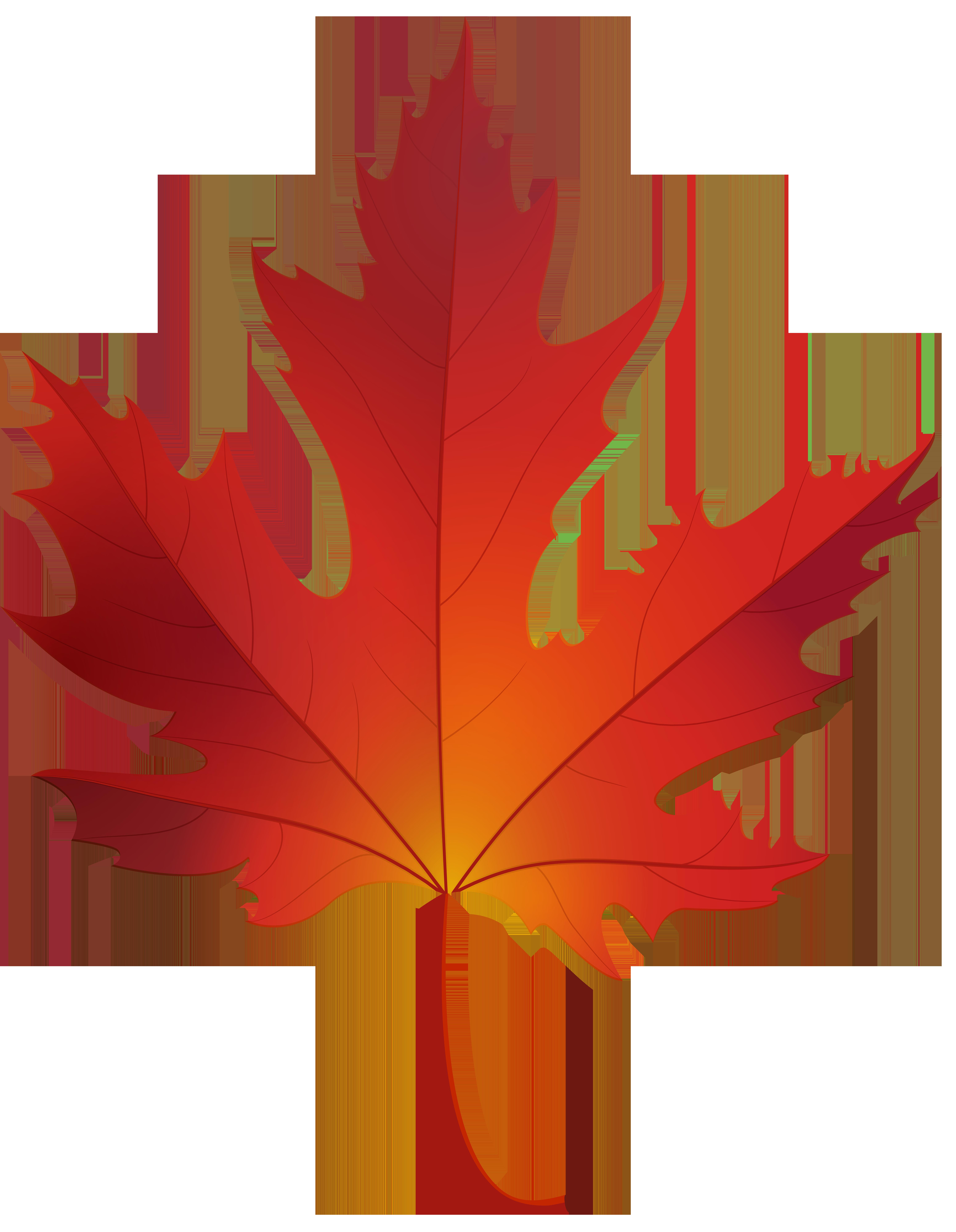 Autumn maple png clip. Emoji clipart leaf