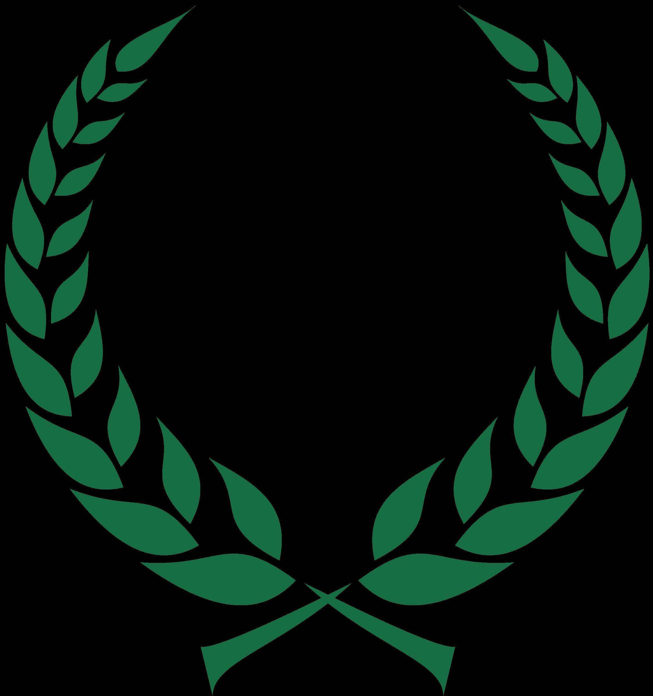 Laurel clipart olympic. Olive wreath big image