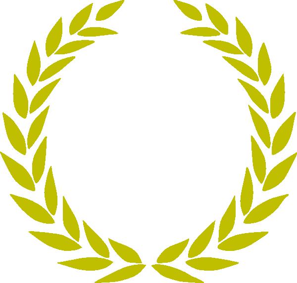 Greek clipart laurel wreath. Leaf crown clipground free