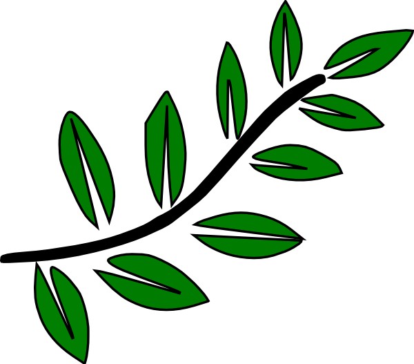 Structure by kelsey bolt. Leaves clipart stem and leaf plot