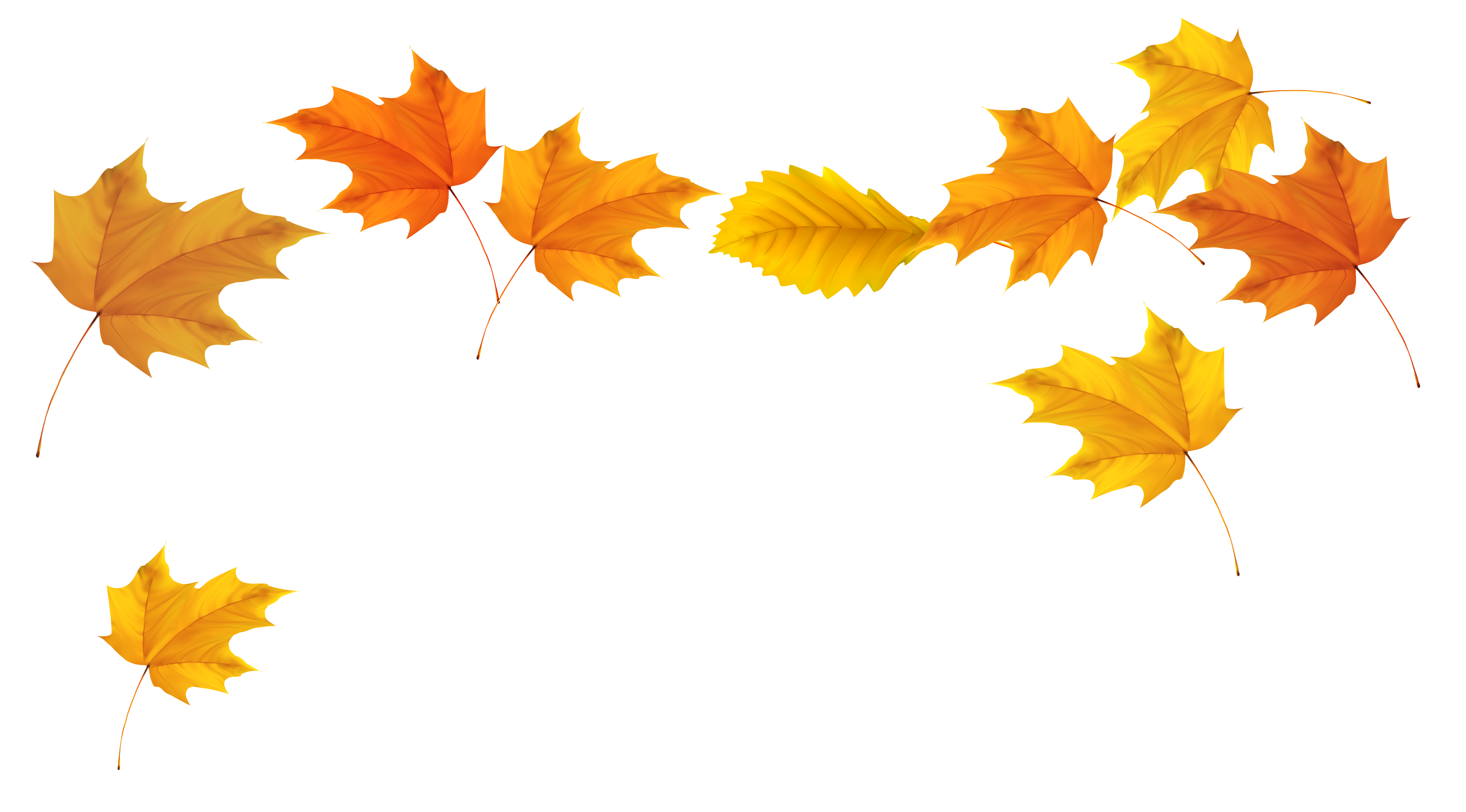collection of blowing. Leaves clipart windy
