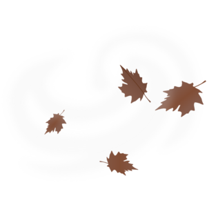 Free cliparts download clip. Leaves clipart windy