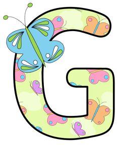 Letters clipart. Public domain clip art
