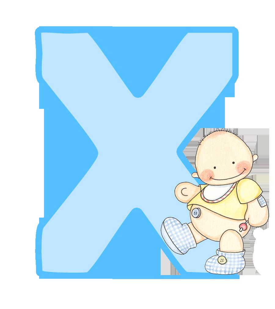 Letters clipart baby. Letras may sculas para