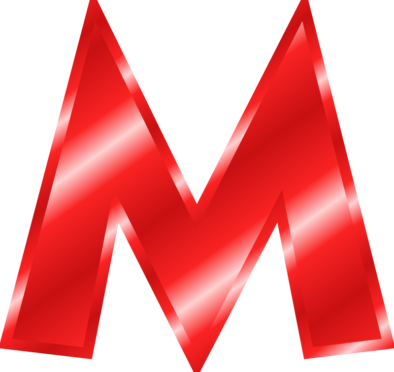 At getdrawings com free. M clipart letter