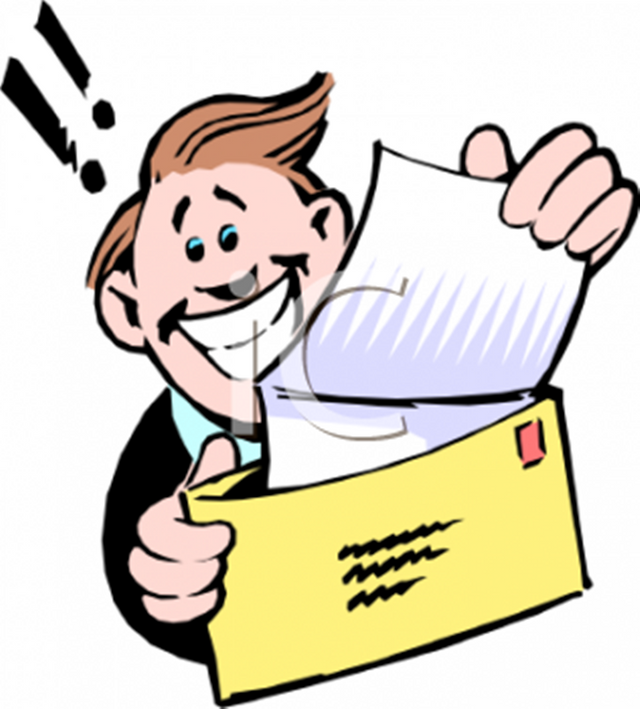 Letters clipart business letter. Transactional writing or formal