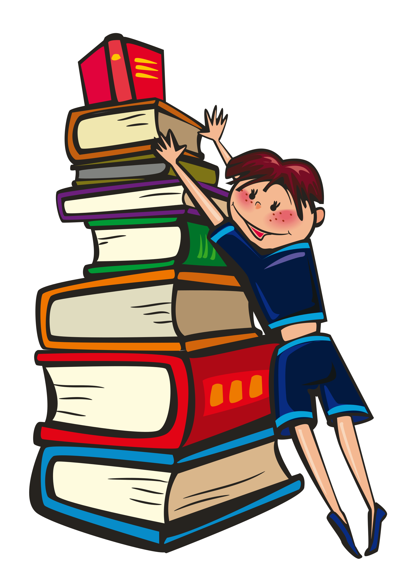 School days by sammo. Treasure clipart reading