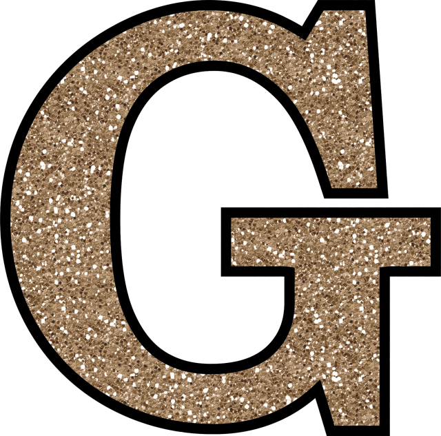 E clipart glitter. Without the glue free