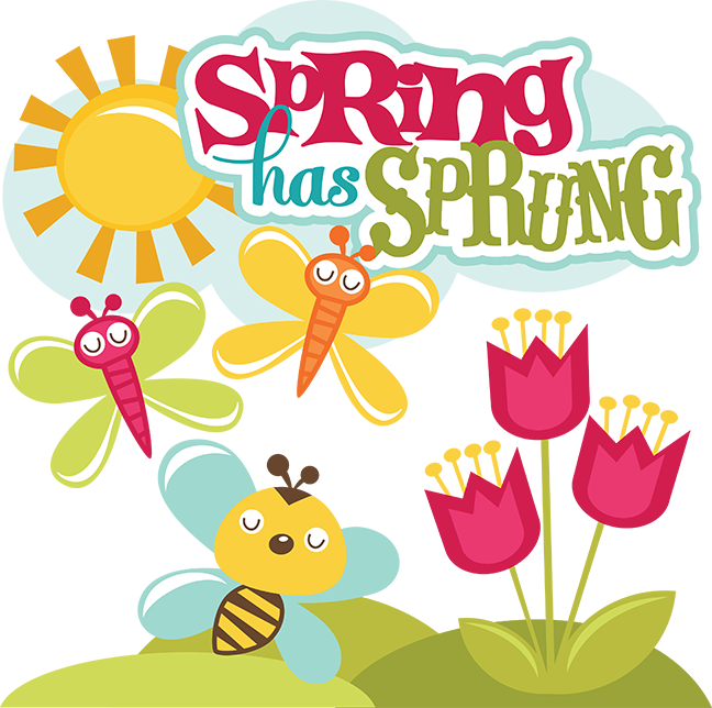 Poetry Clipart Spring Poetry Spring Transparent Free For