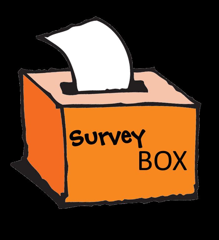 Introducing box discuss scratch. Voting clipart survey