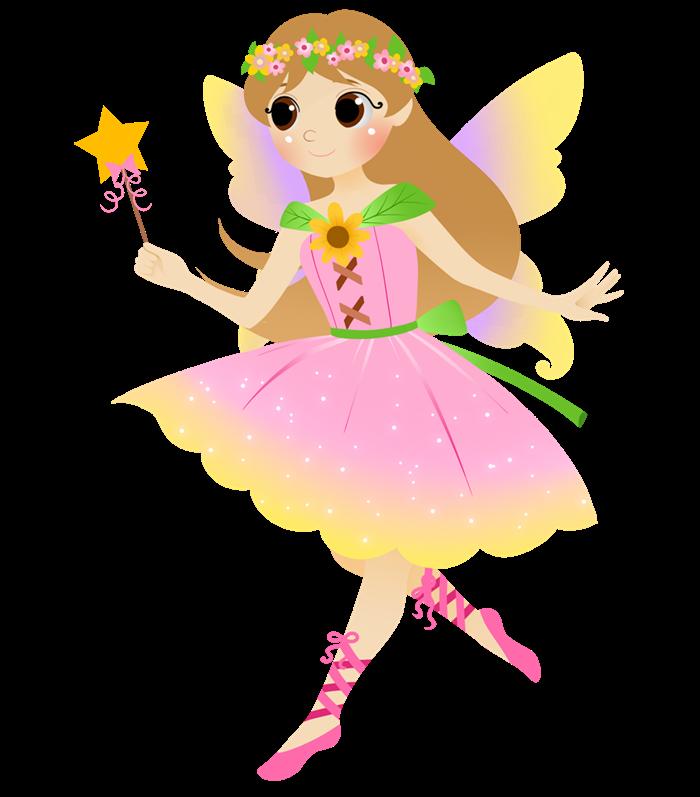 fairies clipart love