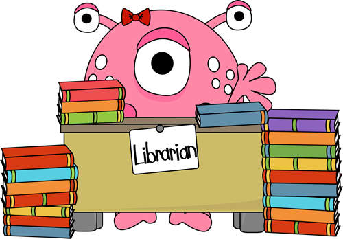 Librarian clipart cute. Free images download clip