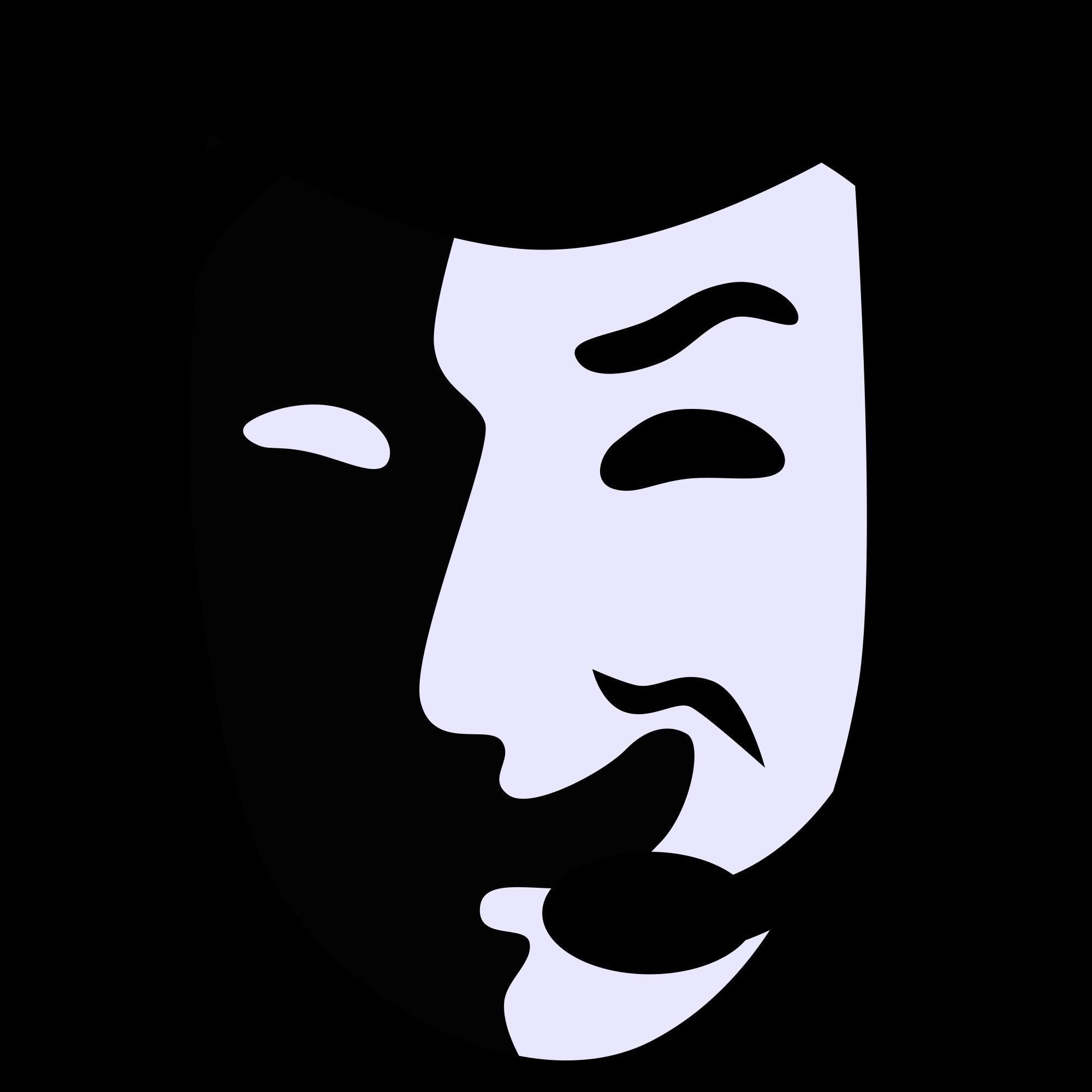 Technology clipart clip art. Theatre faces cliparts shop