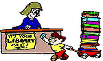 Free check out cliparts. Librarian clipart library checkout