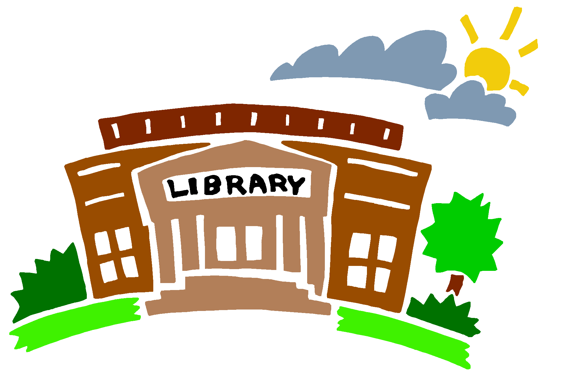 Librarian clipart public library. Resources frames illustrations hd
