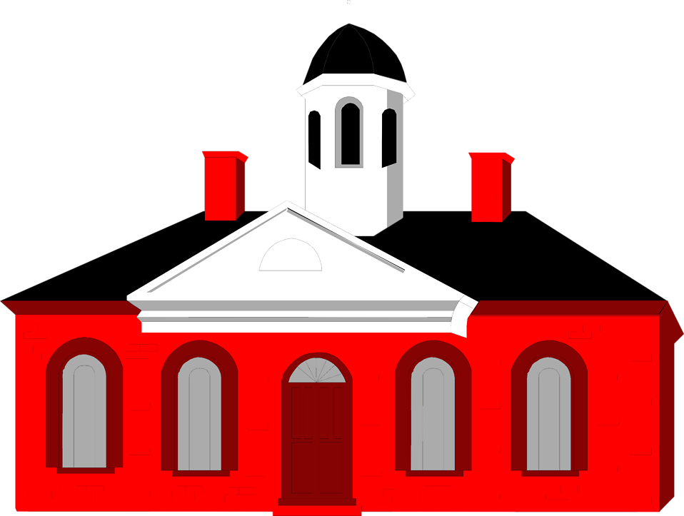 courthouse clipart convention hall