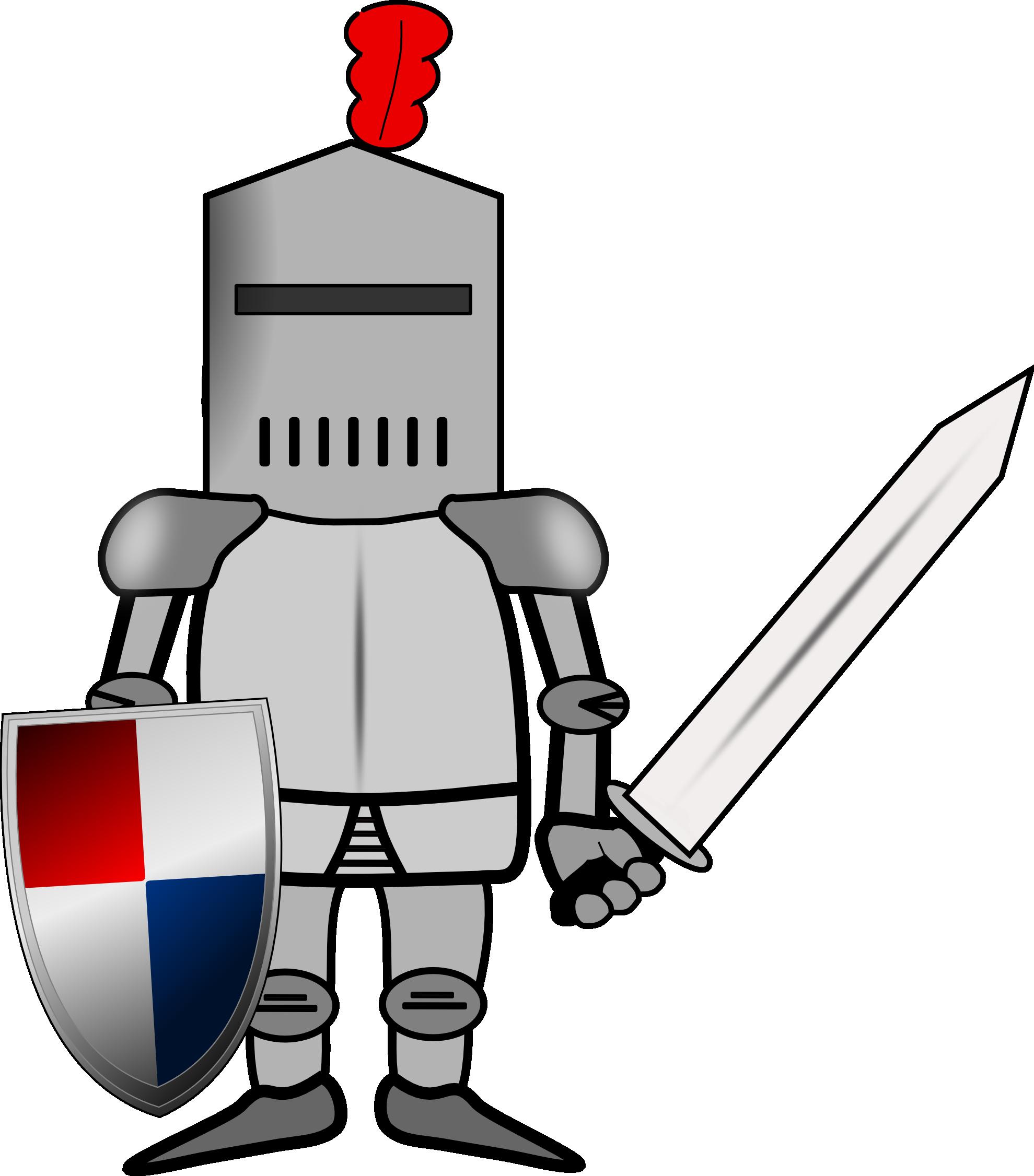 knight clipart feudalism