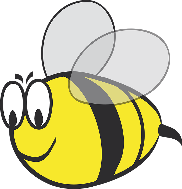 Hornet clipart buzzy. Cartoon bumble bee pictures