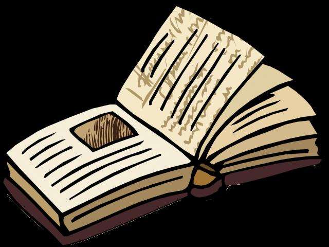 Clipart library novel. Filigree border cliparts free